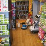 Čištění koberců a podlah